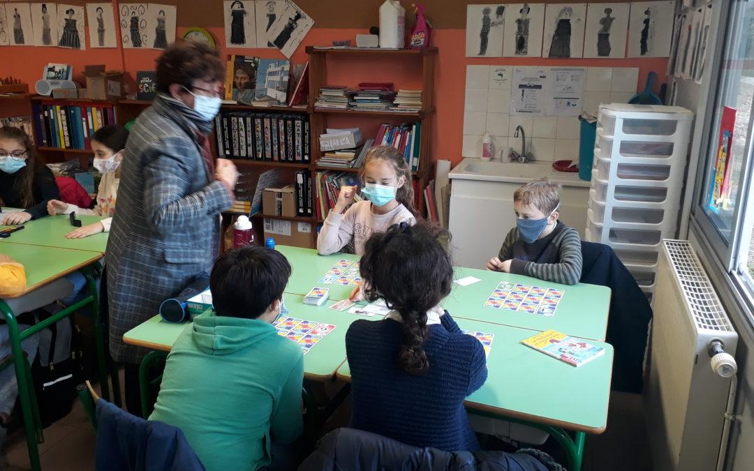 Lien CM2-6eme : ateliers mathématiques