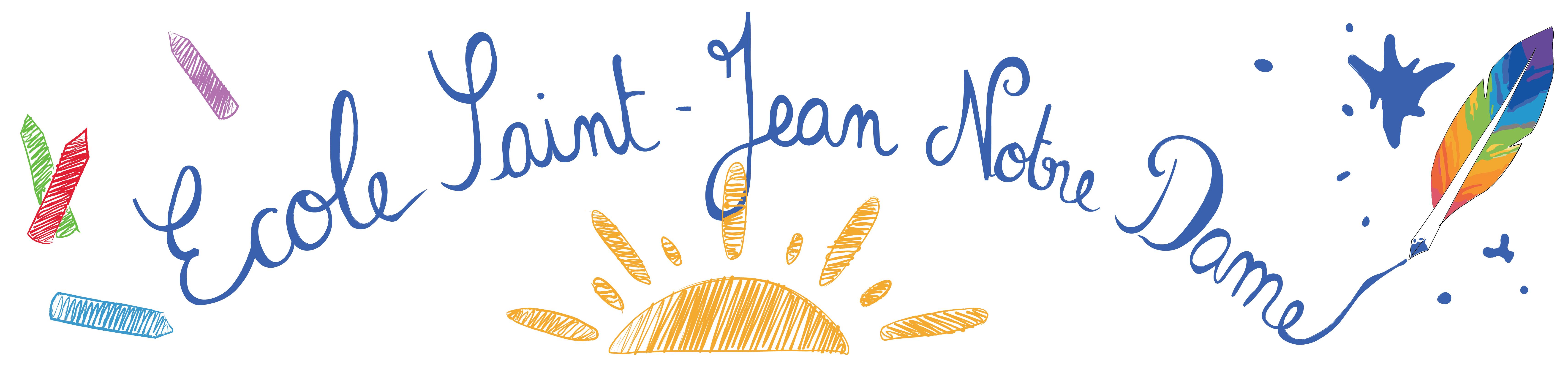 Bienvenue sur le site de l'Ecole Saint Jean Notre Dame